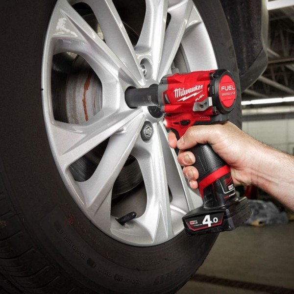 "Milwaukee M12FIW38-0 Fuel 3/8"" Impact Wrench"