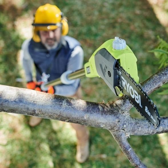 ryobi pruning saw