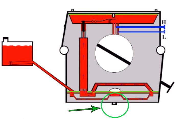 fuel pump diaphragm
