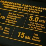 air compressor cfm