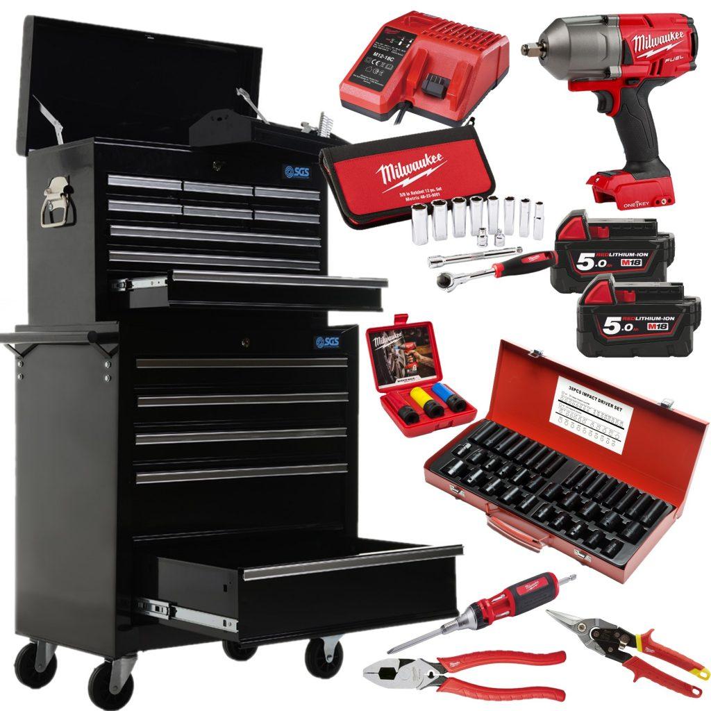 deluxe mechanics kit