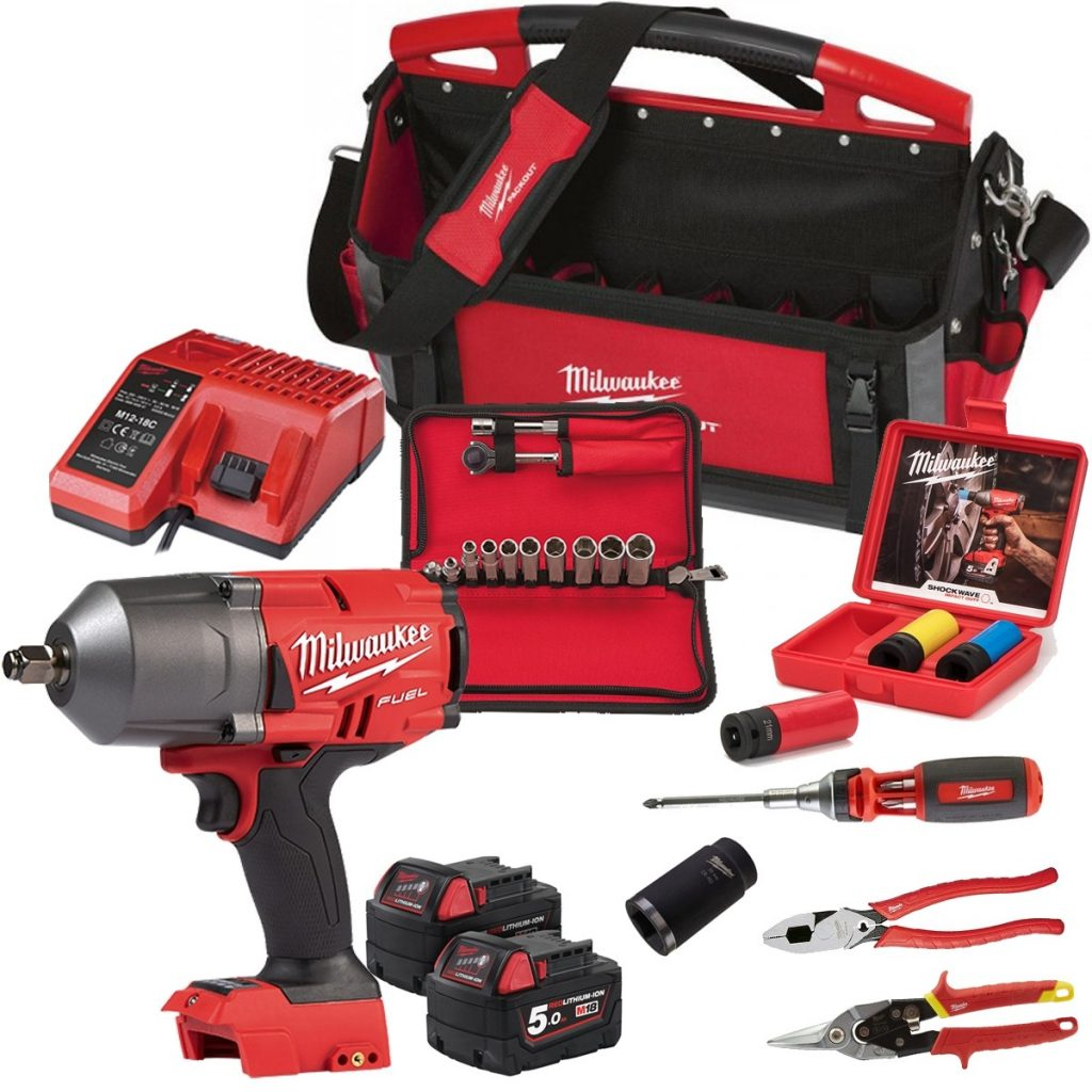 18V mechanics tool kit