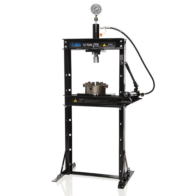 12 tonne hydraulic press