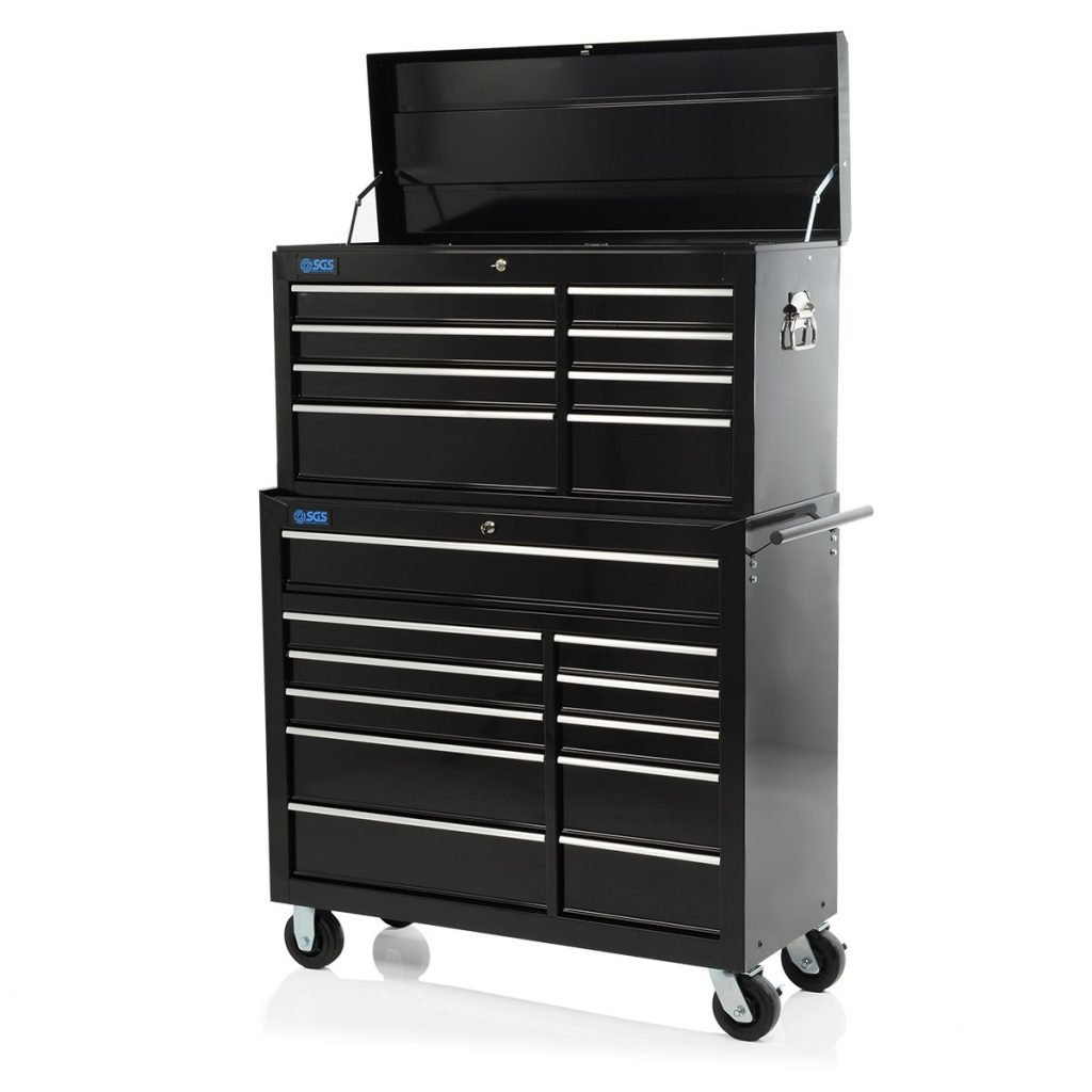 "42"" Professional 19 Drawer Tool Chest"