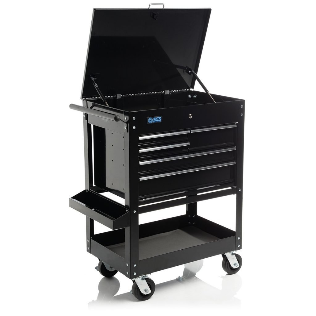 Professional Cart & Parts Trolley