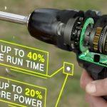 benefits of brushless motors