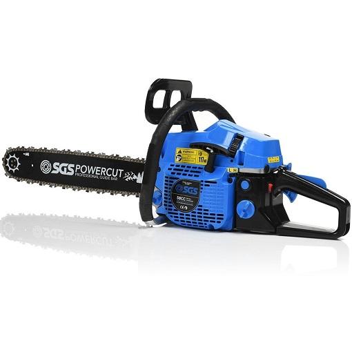 58cc petrol chainsaw