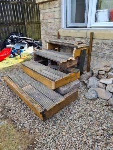 Have you had a garden DIY disaster?